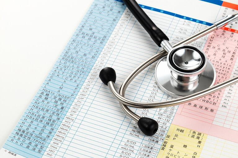 雇用時・一般健康診断の検査結果は2日以内にお渡し可能