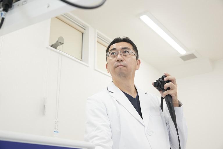堺市の当院の胃カメラ(胃内視鏡検査)の強み