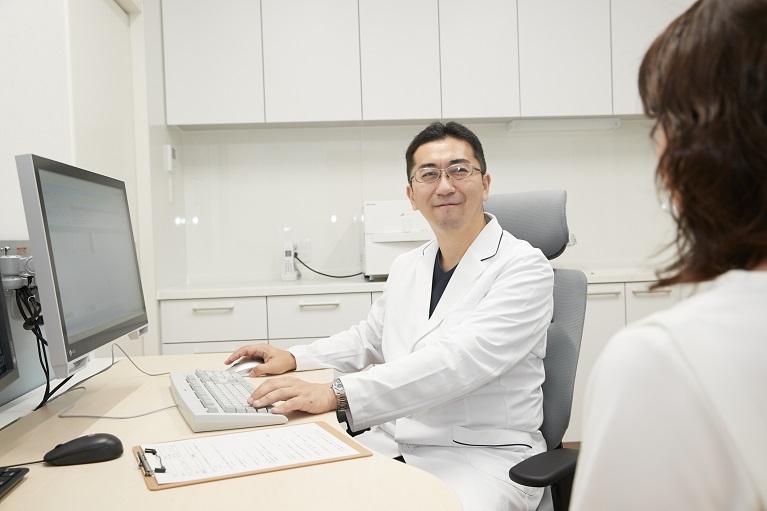 各消化器系専門医・指導医が的確な診断と診察を行います