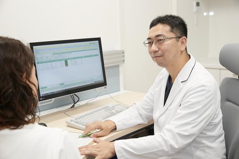 外科専門医・指導医による適切な診断と処置を行います